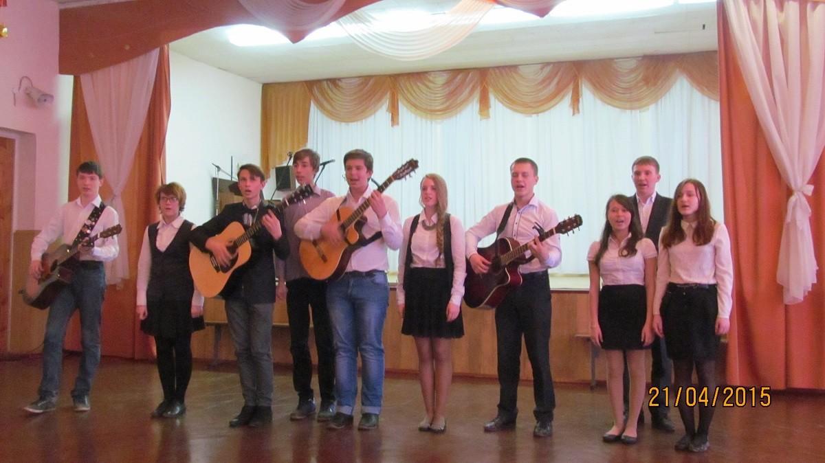 VI областной фестиваль детского и юношеского творчества «Пасхальная капель» 2015 г.